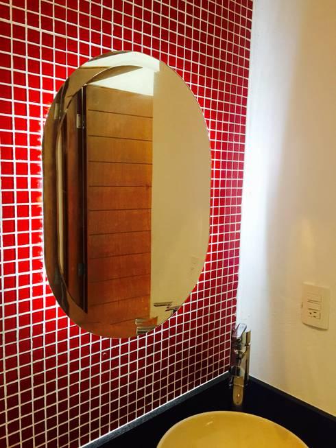 TORRE II CONDOMINIOS RESIDENCIALES : Baños de estilo  por hausing arquitectura