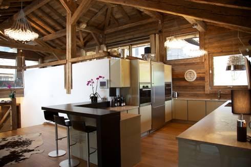 Chalet Chardon: conception, architecte d\'intérieur et de liaison ...