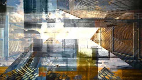 Looking Up:  Kunst  door Remco Vermaat