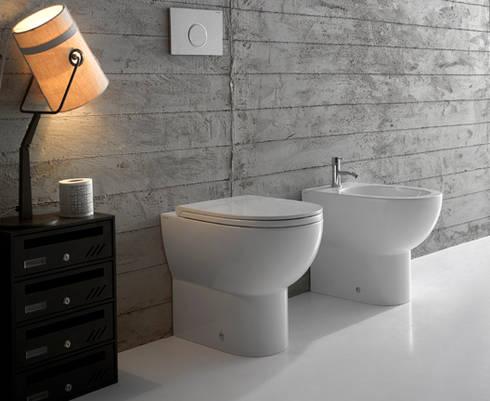 sanitari bagno moderni edit modern bathroom by bagno chic