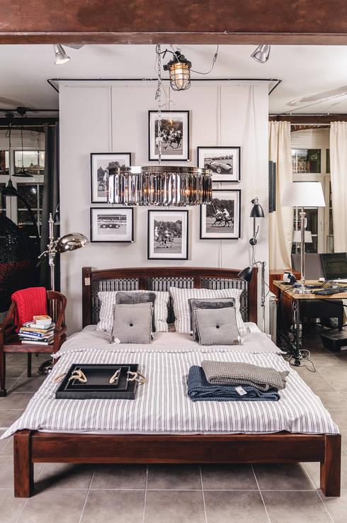 Sypialnie: styl , w kategorii Sypialnia zaprojektowany przez House&more