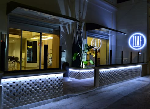 Illuminazione led lounge bar di ecoledsolution homify