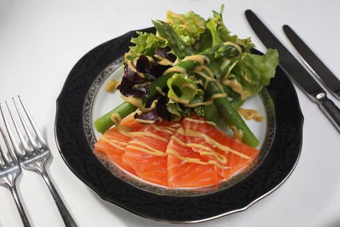 Regent Platinum: Cozinha  por Noritake