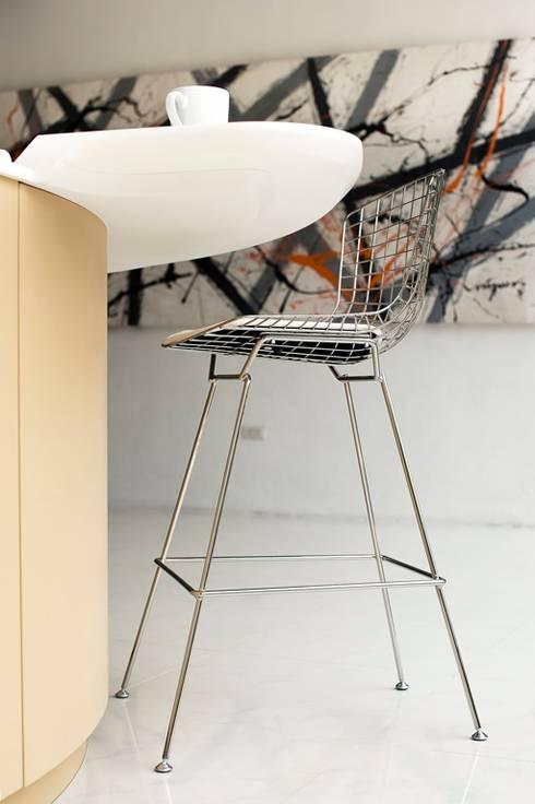 Cozinha  por ARTE CUCINE/ PEDINI SAN ANGEL