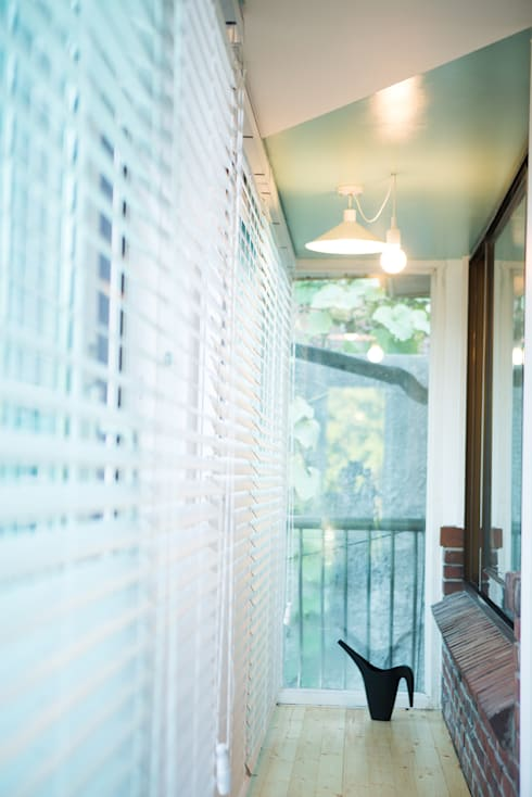 Terrace by 지오아키텍처