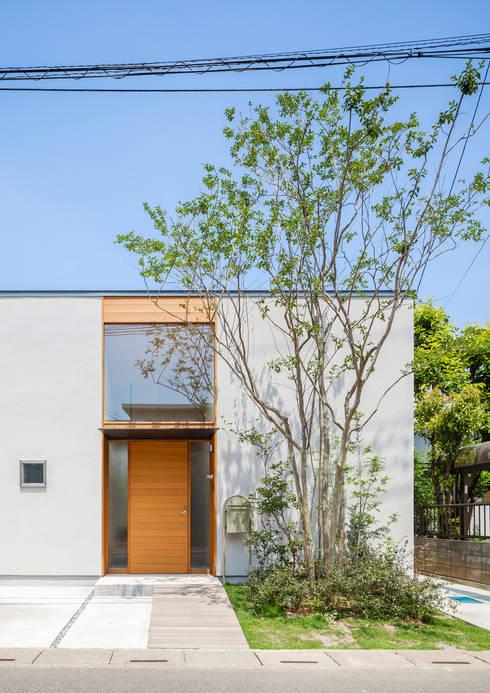DONUT: 株式会社リオタデザインが手掛けた家です。