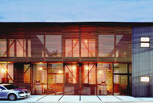 猪高台の家: 笹野空間設計が手掛けた家です。
