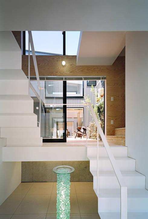 猪高台の家: 笹野空間設計が手掛けたオフィススペース&店です。