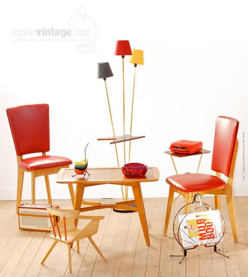 Hogar de estilo  por lucinevintage.com