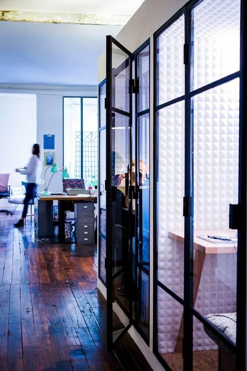 Bureaux My Little Paris: Bureaux de style  par Hélène de Tassigny