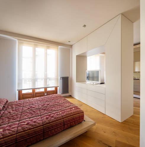 غرفة نوم تنفيذ AMlab