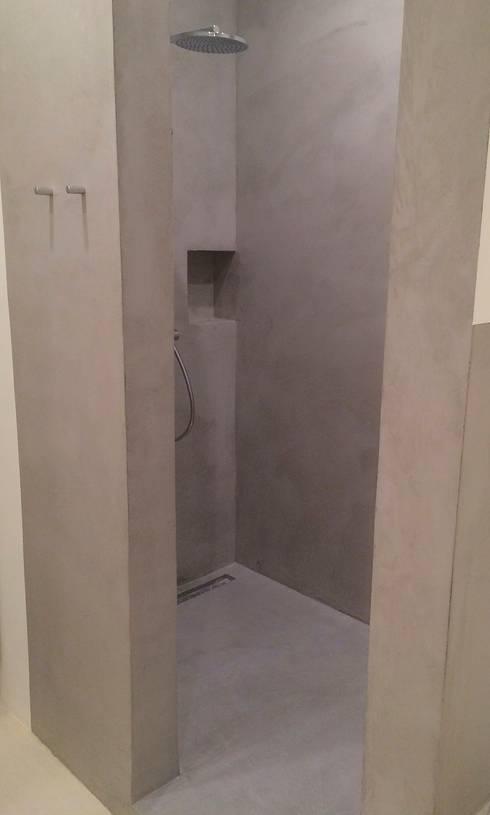 Badezimmergestaltung Fugenlos Mit Beton Cireu0027