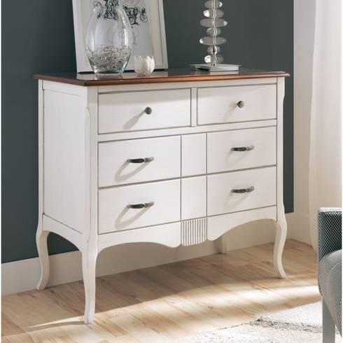Muebles de recibidor de muebles arnal homify - Patas para comodas ...
