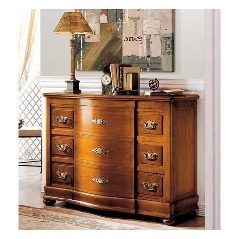 Muebles de recibidor de muebles arnal homify - Muebles comodas clasicas ...