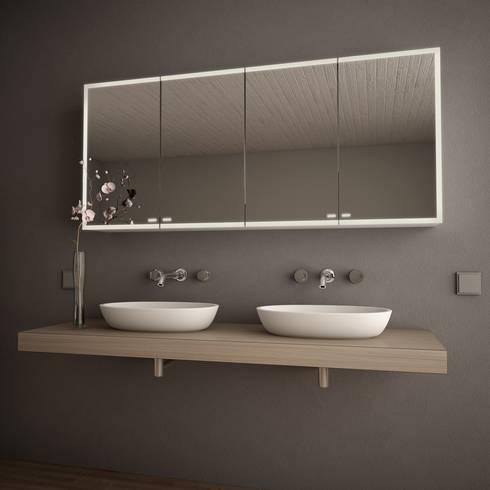 Ordinaire Spiegelschrank Nach Maß Mit LED U0027Credou0027: Klassische Badezimmer Von Lionidas  Design GmbH