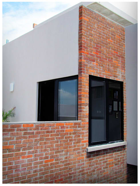 Casas de estilo  por Constructora e Inmobiliaria Catarsis