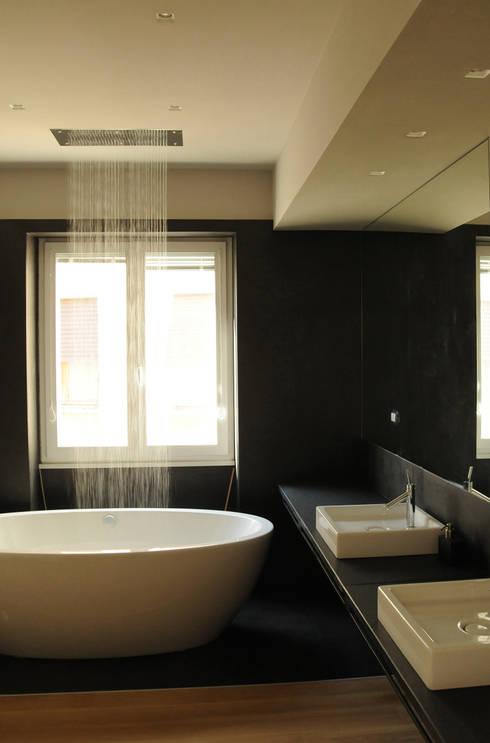 Baños de estilo  por km 429 architettura