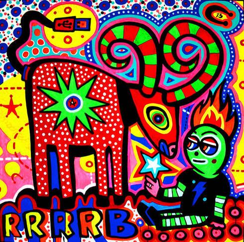 RRRRB: Arte de estilo  por Jimmy Carbo