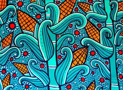 Maizal de Noche: Arte de estilo  por Jimmy Carbo
