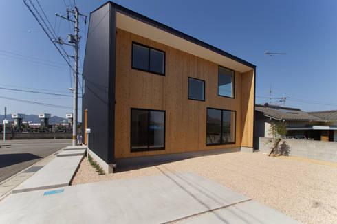 松茂のいえ: CALL SPACE DESIGNが手掛けた家です。