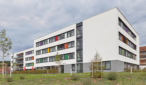 Pflegeheim lauf an der pegnitz von seidel architekten und - Seidel architekten ...