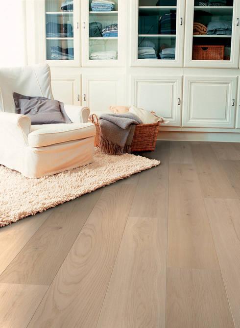 Paredes y suelos de estilo  de Quick-Step