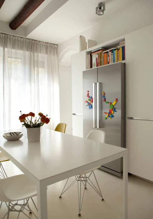 Kitchen by davide petronici | architettura