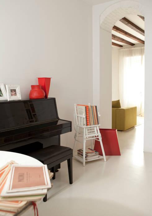 Study/office by davide petronici | architettura