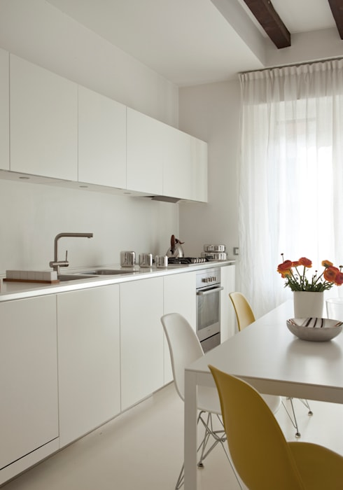 Kitchen by davide petronici | architettura