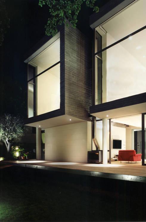 HSBC – housescape reggio emilia: Case in stile in stile Moderno di NAT OFFICE - christian gasparini architect