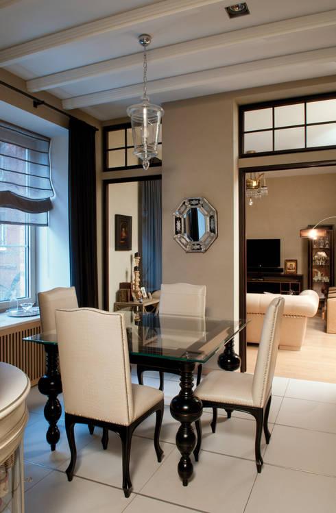столовая: Столовые комнаты в . Автор – LDdesign