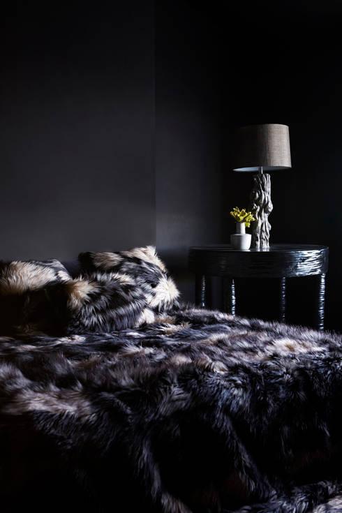 Abigail Ahern SS15:  Bedroom by Abigail Ahern