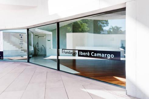 Projeto Fundação Iberê Camargo: Museus  por Malu Soeiro Reforma, Arte e Design