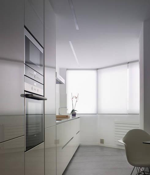 Cocinas de estilo  por Castroferro Arquitectos