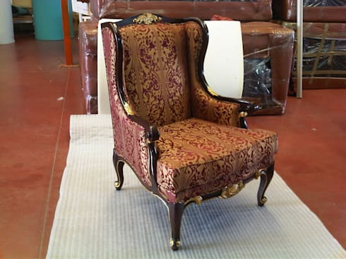 Chair's:  de estilo  de Wing Chair S.A.