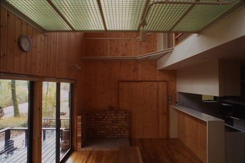 ハイジの家 : 株式会社 伊坂デザイン工房が手掛けた家です。