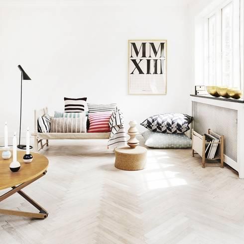 Consejos: Salones de estilo escandinavo de Chicplace