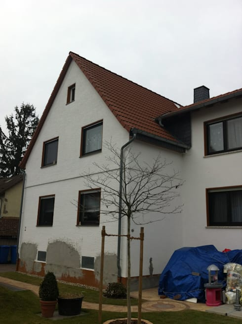 Projekty,   zaprojektowane przez Ewald.Volk.Architekten