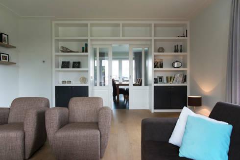 Moderne nieuwbouw door Hemels Wonen interieuradvies en ontwerp ...