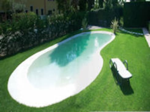 Piscine biodesign di benza homify for Piscine biodesign