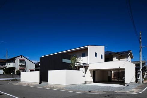 たつの の家: 株式会社ギミックが手掛けた家です。