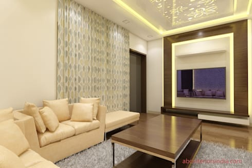 Residential project by interior designer saykaran jangid chennai: asian Bedroom by abc interiors india