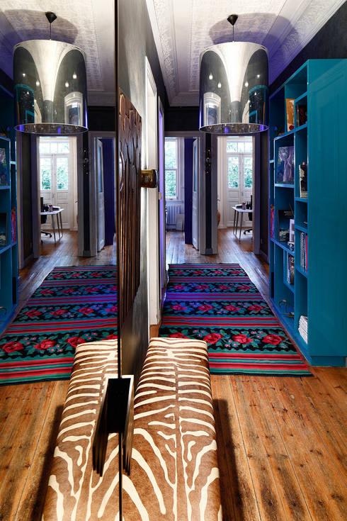 Kadir Asnaz Photography – Ipek Koray Design - Arnavutkoy Office - Istanbul-TR: modern tarz Çalışma Odası