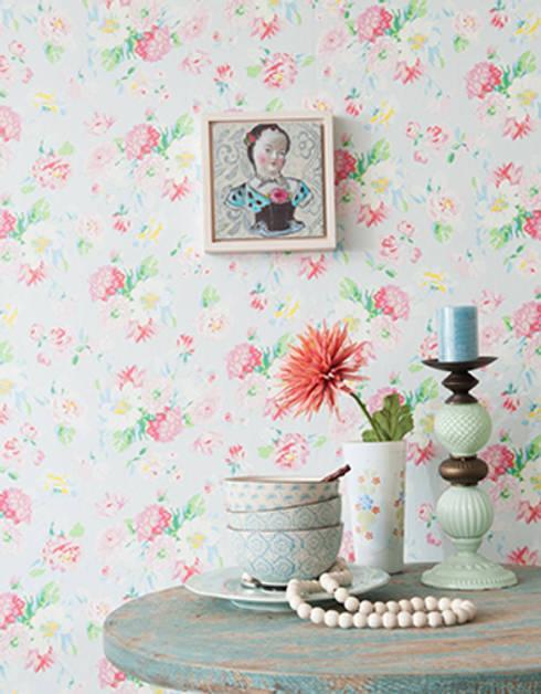 Field of Flowers Wallpaper ref 3900020:  Walls & flooring by Paper Moon