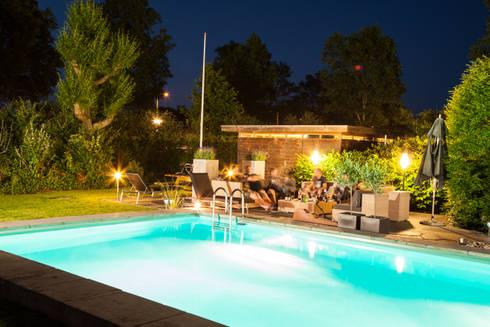 lounge:  Terras door Gernell Hoveniers
