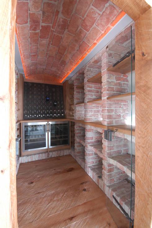 """Wein""""keller"""" in einem Penthouse:  Weinkeller von Jahn Gewölbebau GmbH"""