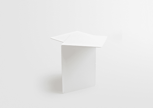 2014 Shift bijzettafel: minimalistische Woonkamer door Oato. Design Office