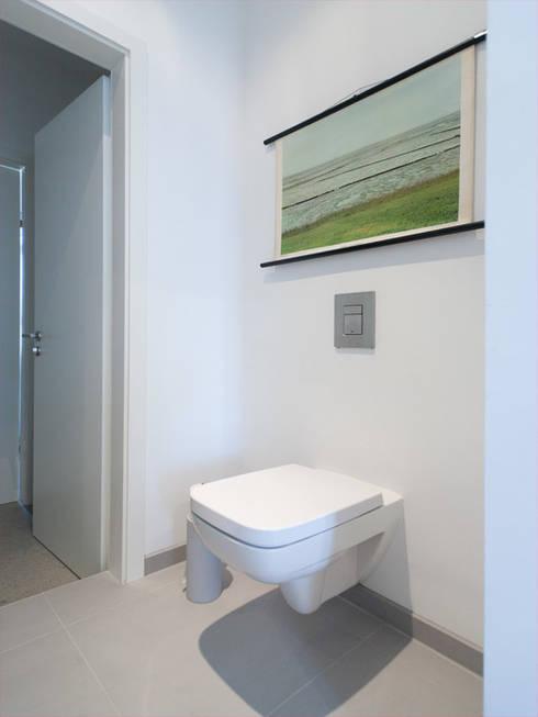 industrial Bathroom by Tim Diekhans Architektur
