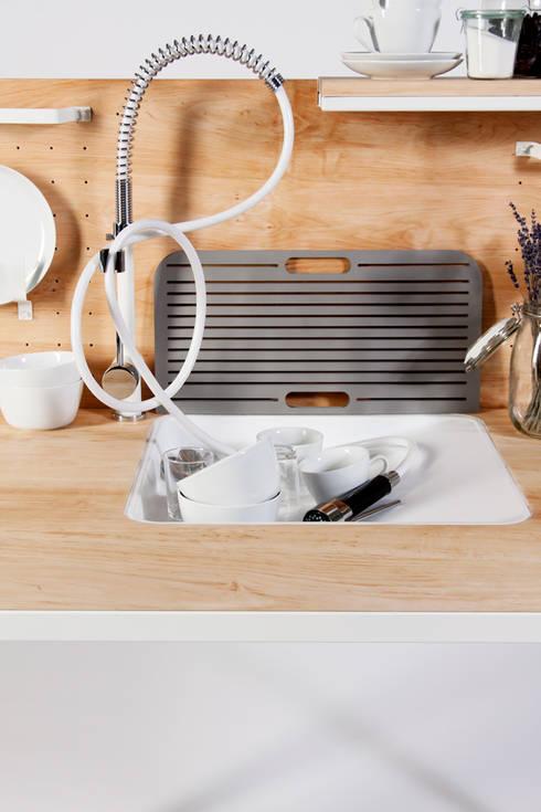 Cocina de estilo  de Dirk Biotto – Industrial Design