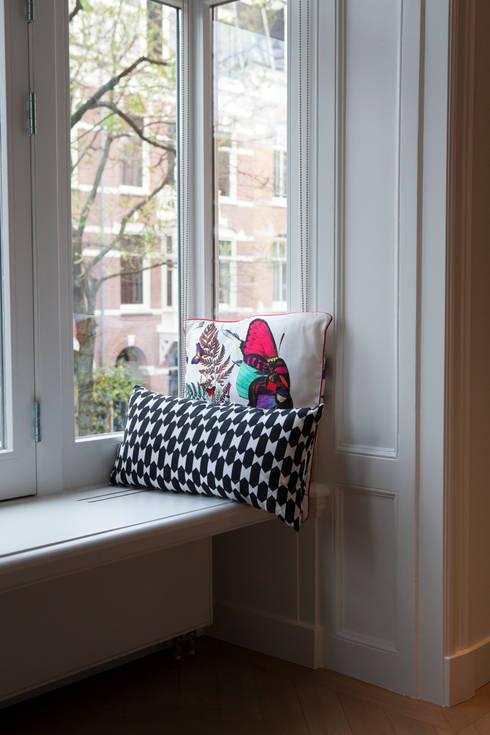 Amsterdam Zuid:  Ramen & deuren door Binnenvorm